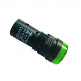 AD22-16DS 110V AC/DC - Green