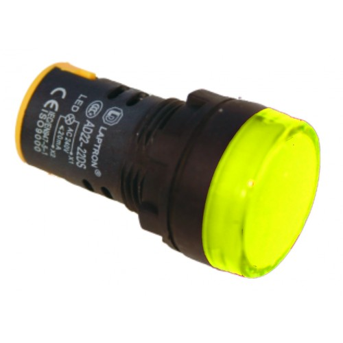 AD22-22DS 415V AC - Yellow